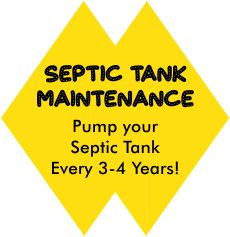 Pump your Septic tank for Septic Tank Maintenance