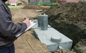 Forsyth County Septic Tank Inspections with a warranty
