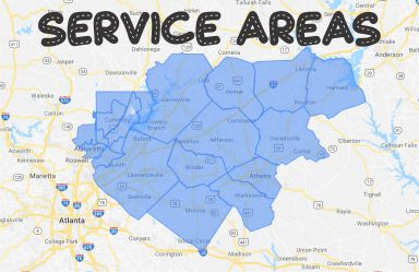 Septic Tank Service Areas
